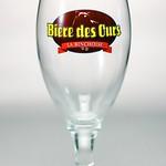 ベルギービール大好き!!【ラ・バンショワーズ・ビエラ・デス・アワーズの専用グラス】(管理人所有 )