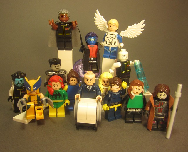 Lego Marvel X Men The x-menLego Marvel X Men Sets