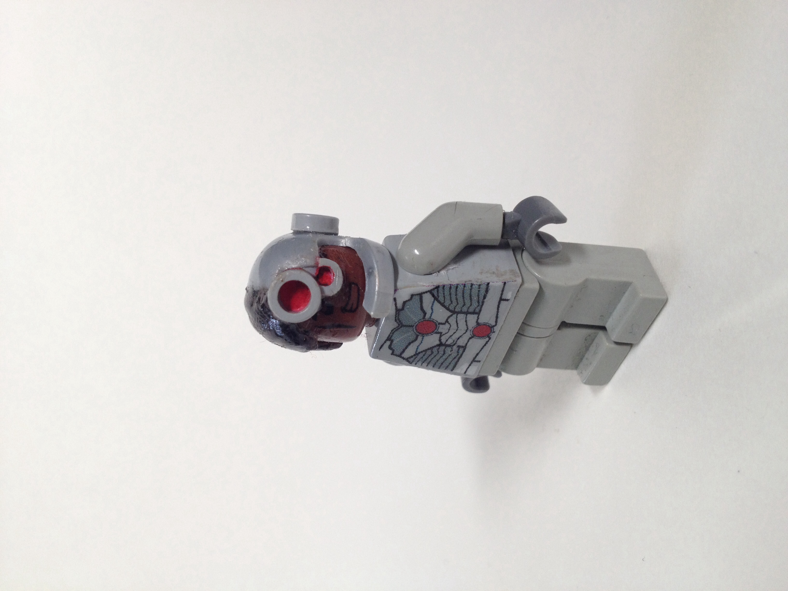 LEGO Cyborg Decals - Bing images