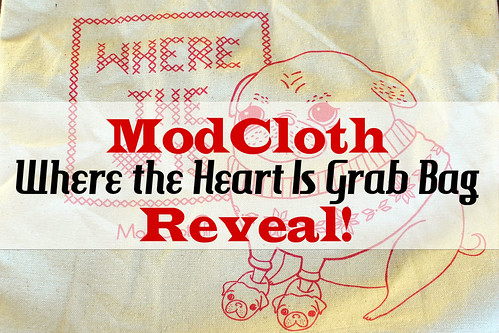 ModCloth Where the Heart Is Grab Bag Reveal