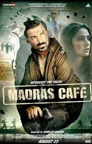 Madras Cafe 2013 poster