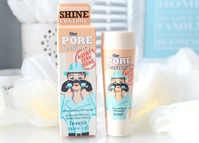 Benefit Porefessional PRO Powder Review, Benefit Porefessional Review, Benefit Porefessional Shine-Vanishing PRO Powder,
