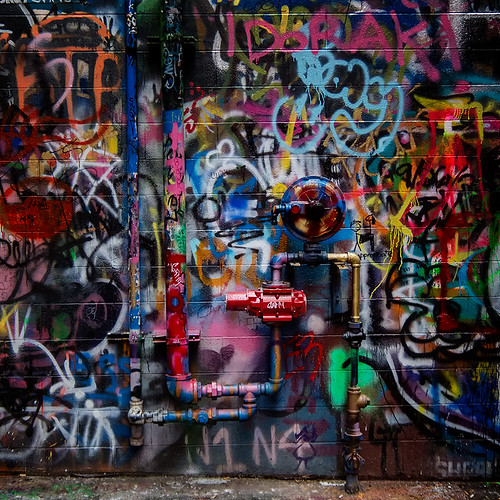 Tagger's Alley