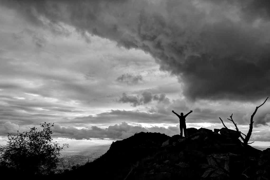 1312 Ridge near Gibbon Mountain
