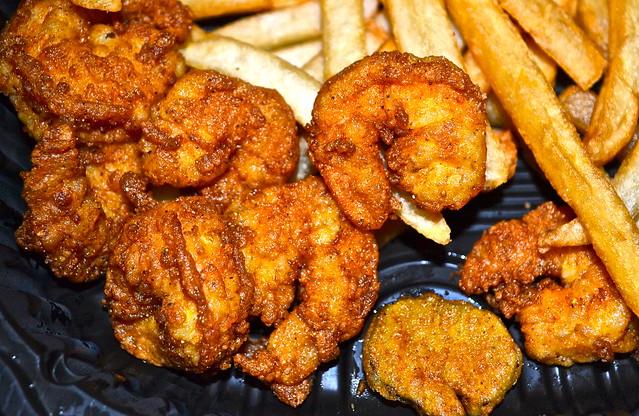 fried shrimp kids menu harry's seafood bar and grill