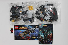 LEGO DC Universe Super Heroes Batman: Man-Bat Attack (76011)