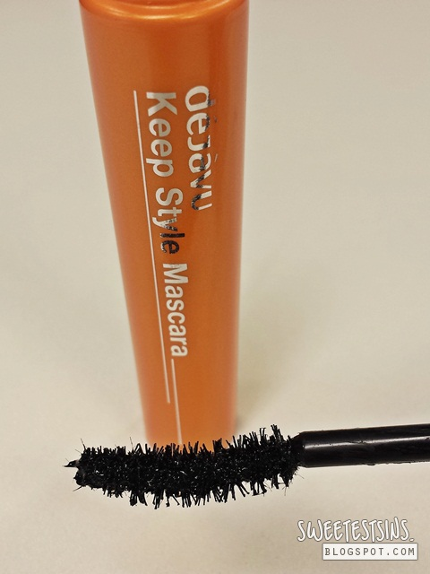 dejavu keep style mascara review (6)