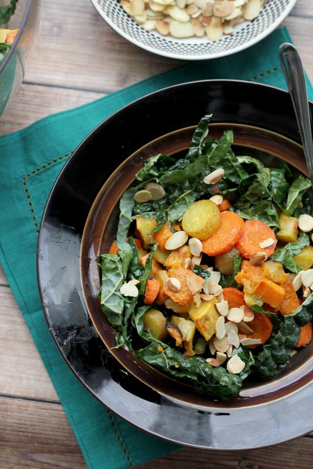 more from my site miso harissa delicata squash and white