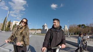 Bajando hacia Madrid río por la estación del norte y la puerta de toledo Segway tour por Madrid, turismo de futuro - 11695769576 d4fdc4eb60 n - Segway tour por Madrid, turismo de futuro