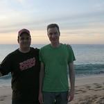Me, Rocco, North Shore, Oahu