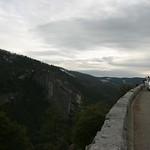 A cliff in Yosemite