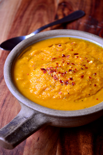 Spiced Butternut Squash and Chickpea Soup Recipe (2)