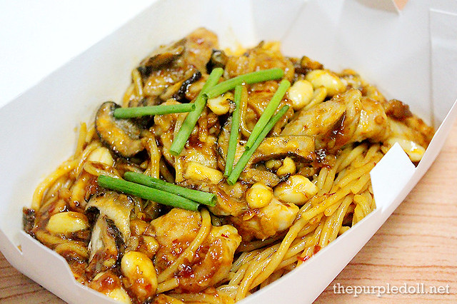 Yellow Cab Charlie Chan Chicken Pasta