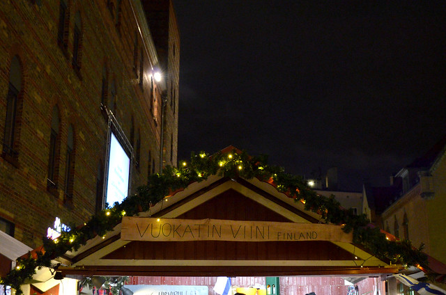 Lucia Weihnachtsmarkt Berlin Finland mulled wine stand