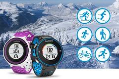Zvládnou lyže, běh i jízdu na kole. Podle čeho vybírat GPS hodinky?