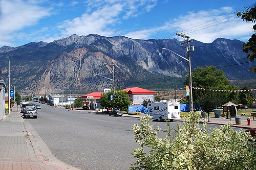 Lillooet, Fraser River, Gold Country, Cariboo, British Columbia