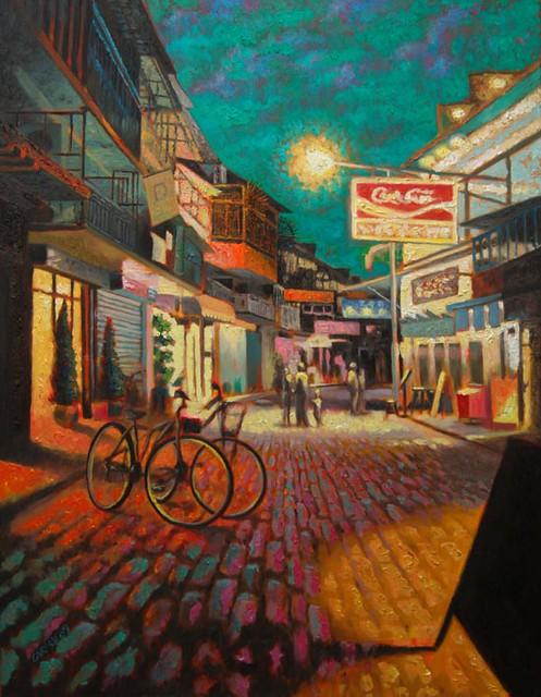 Sai Kung Old Town