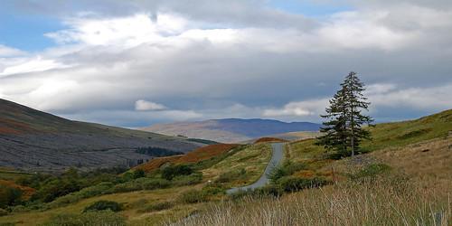 uk scotland highlands fortwilliam oldmillitaryroad