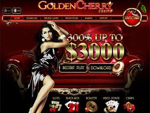 Golden Cherry Casino Home