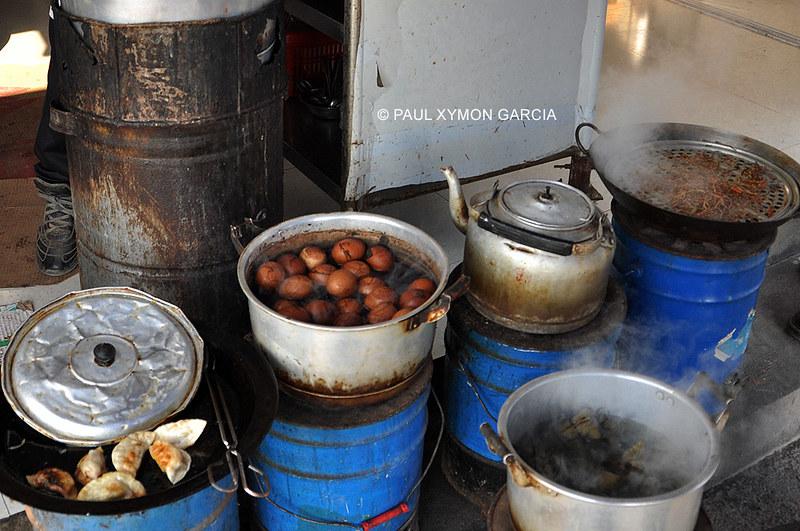 Street Kitchen, Anhui, China