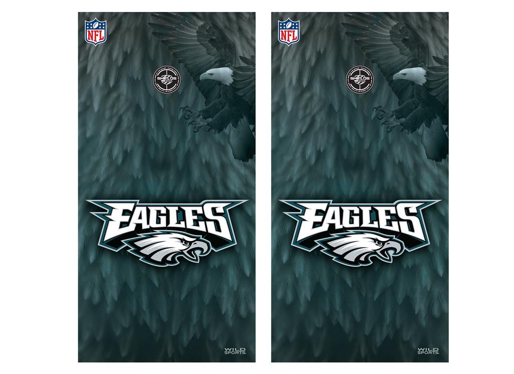 Philadelphia Eagles Tailgating & NFL Team Products like cornhole ...