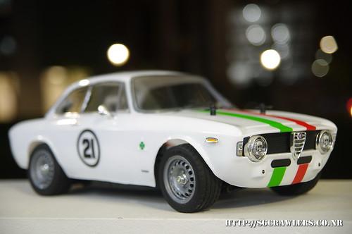 Tamiya M06 Alfa Romeo Giulia Build - Boolean21's M-chassis 13740127165_b4d7694ff6