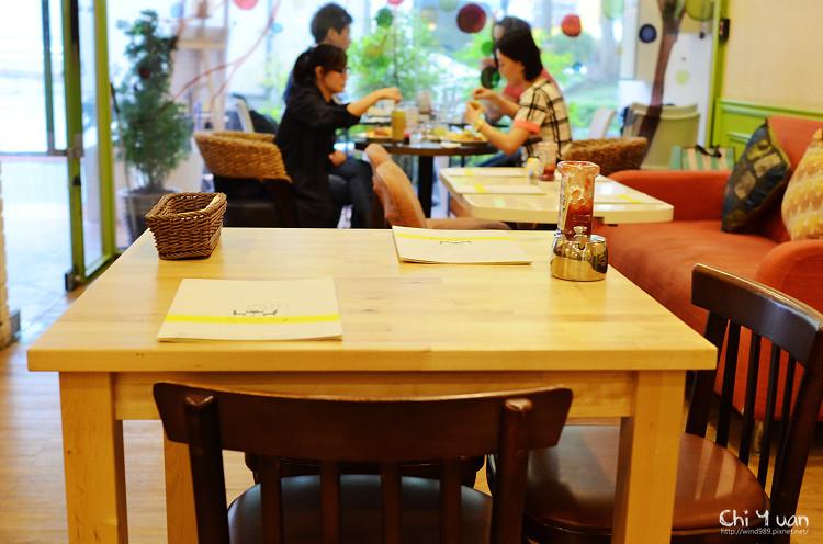 [台北]中山Chez Moi來我家吧!喚醒精神早午餐Brunch