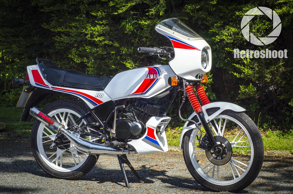 3d49988f5f4 Yamaha RD50