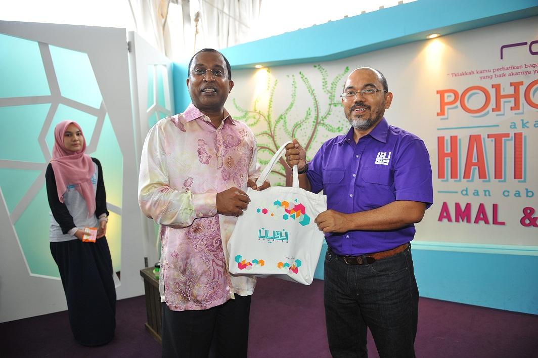Menteri Besar Perak & Ketua Pegawai Eksekutif, Media Prima Digital MPB