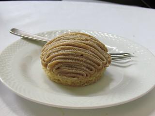 Chaya - Chestnut cake