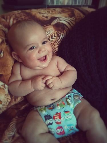 Sumo baby.