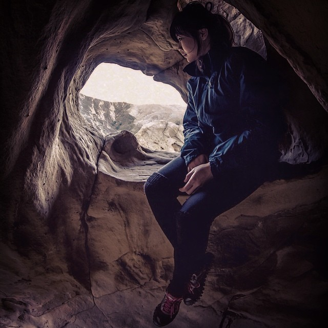 More pictures from my #campingtrip a couple weekends ago in the #gaviota #wind #caves #adventure #window #wilderness #gooutside #canon #hiking #camping #climbing #epic #california #nature #beautiful #backpacking #mountain #manual #magichour #explore #gavi