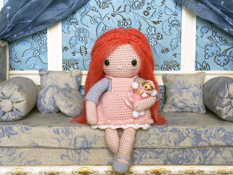 My Crochet Doll Crochet