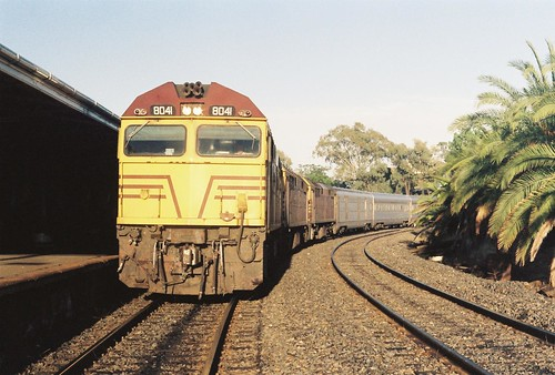 057-25 1991-03-31 8041 8016 and 80xx on WL-2 at Condobolin