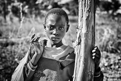 zambia monochrome