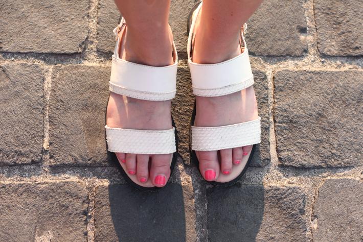 zign sandals zalando