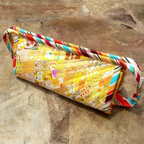 Sew Together Bag #5 - sunshine edition