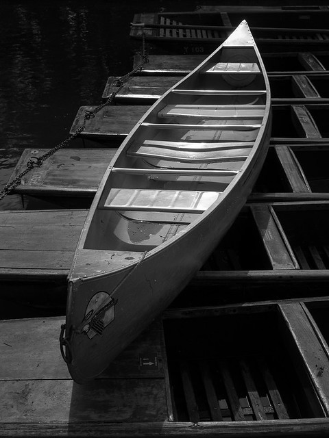 Cambridge canoe