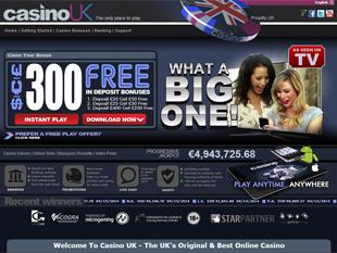 Casino UK Home