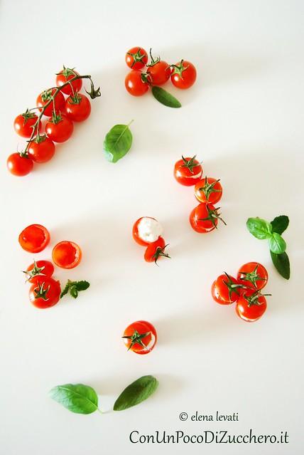 Pomodorini e burrata 2