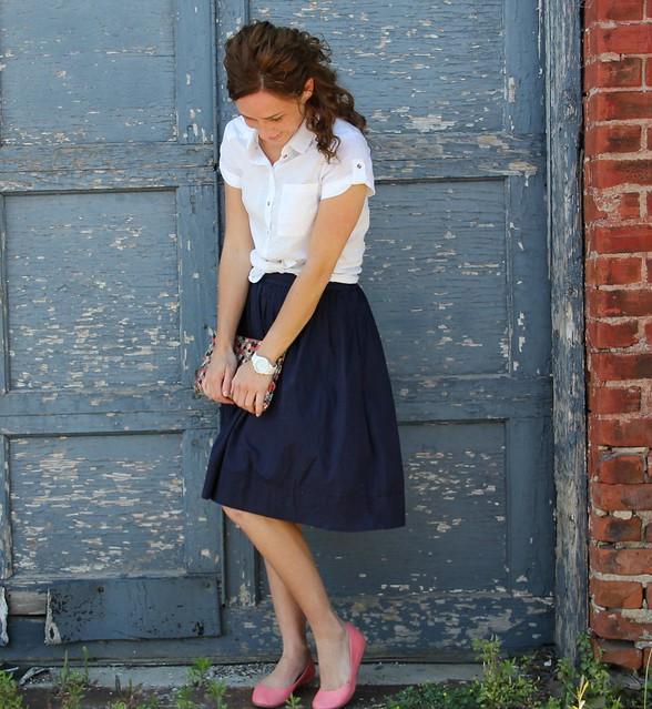 summer style via Kristina J blog