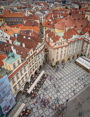 Old Town Square - Prague Czech Republic