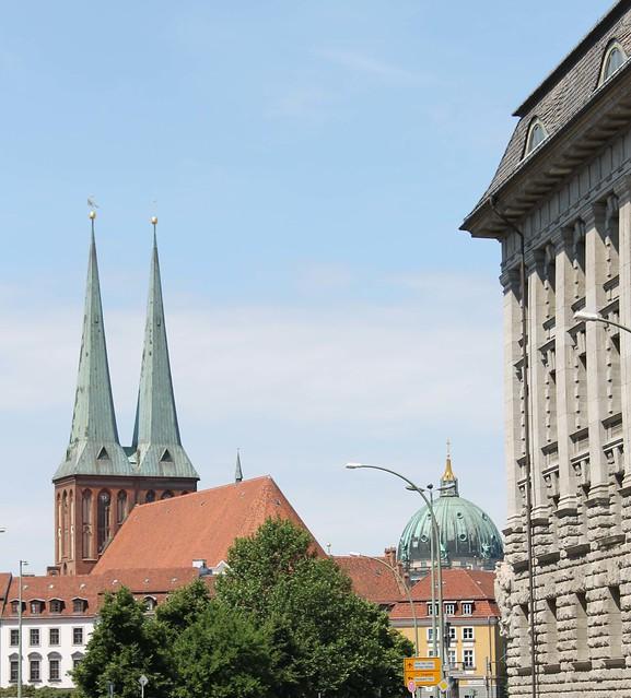 Берлин Церковь Св. Николая