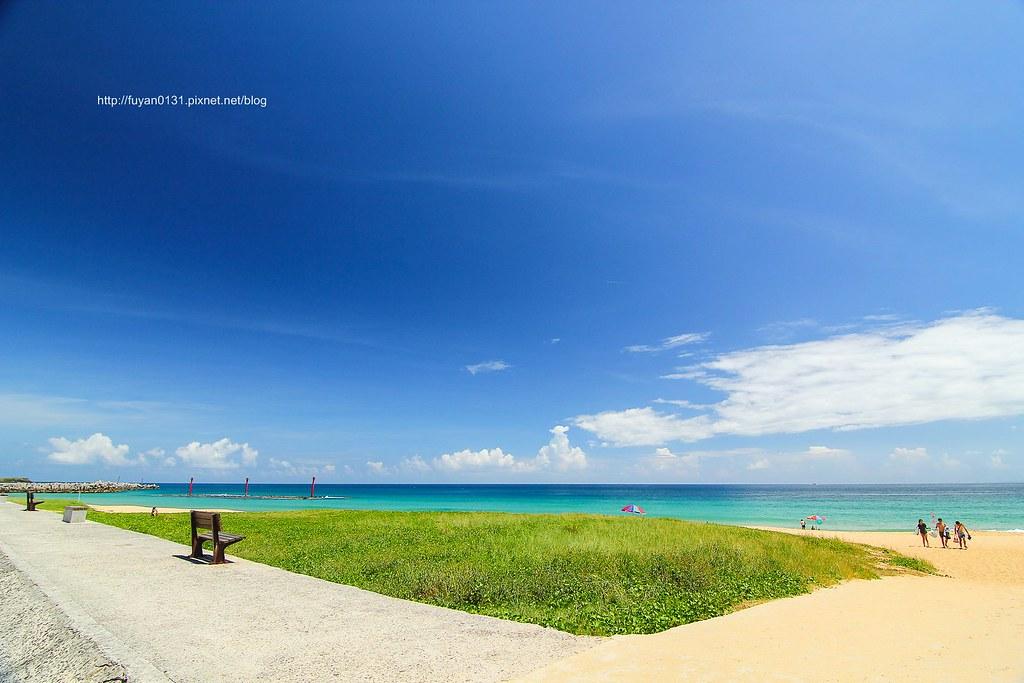 山水沙灘 (1)