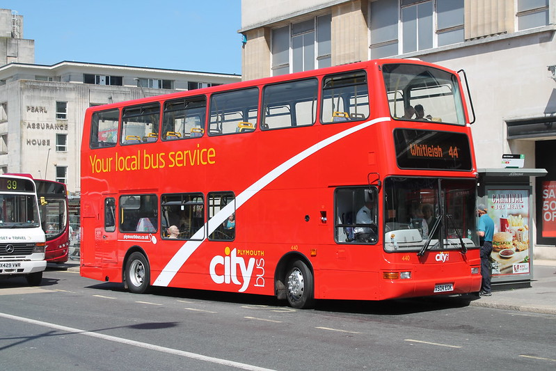 Plymouth Citybus 440