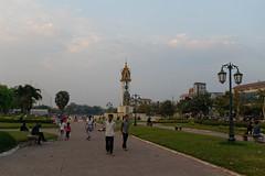 Cambodia - Vietnam Monument