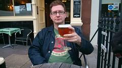 Gregor, Bennets of Morningside, Maxwell St, Edinburgh, June 2014