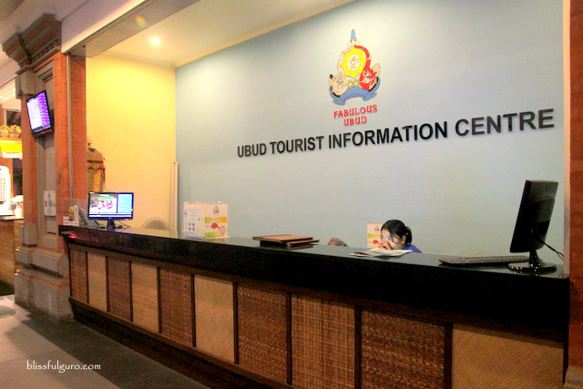 Ubud Tourist Information