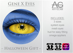 AG. Gene X Eyes (Free)
