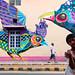 Street Art. New Delhi, India. by Marji Lang Photography
